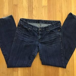 Express boot cut  jeans 12L